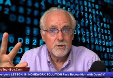 AI for Everyone LESSON 16: HOMEWORK SOLUTION Face Recognition with OpenCV